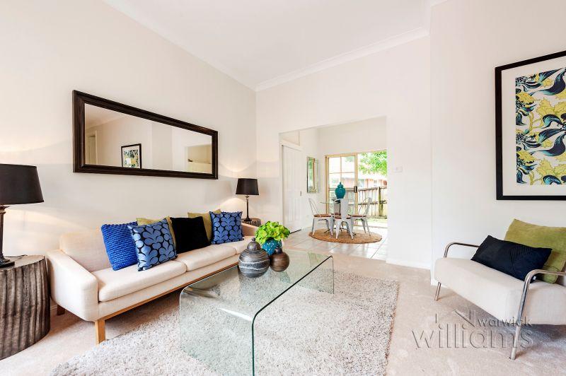 Fresh contemporary villa