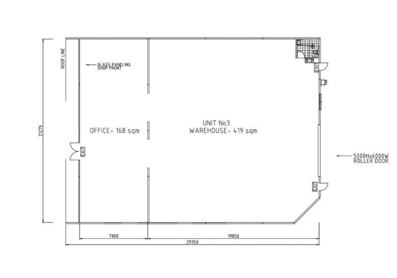 Warehouse/Showroom with Large Office in Brendale Industrial Precinct