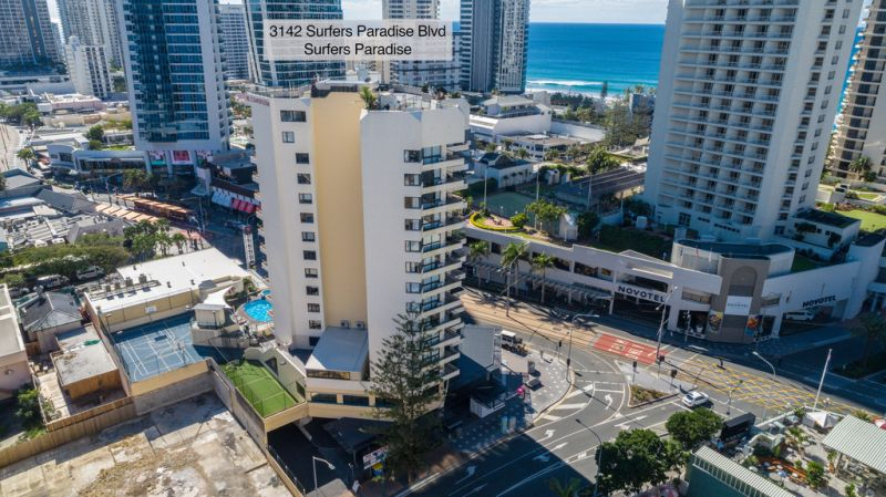 Central Surfers Paradise Retail Investment