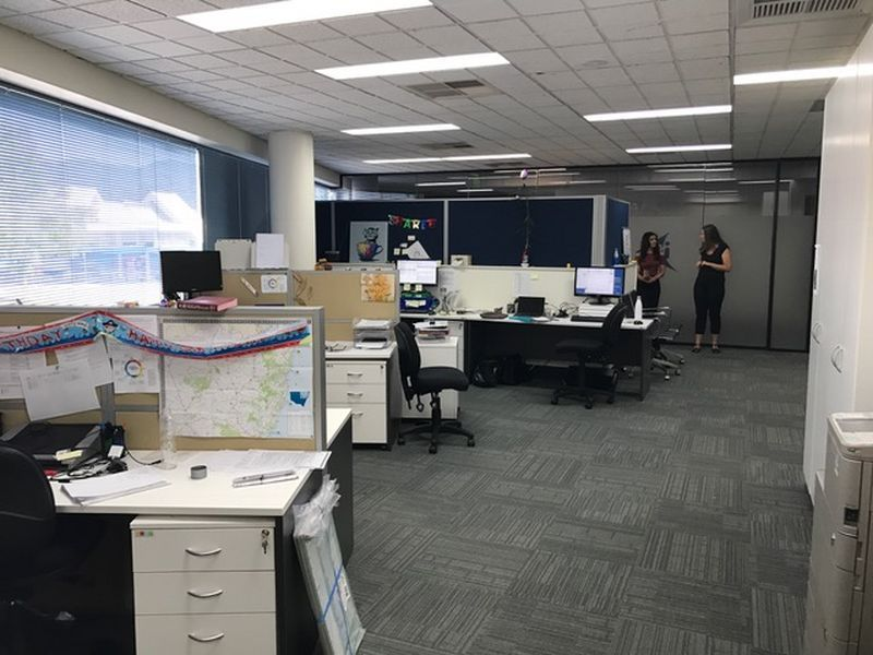 Light Filled Office Suite - 108m2