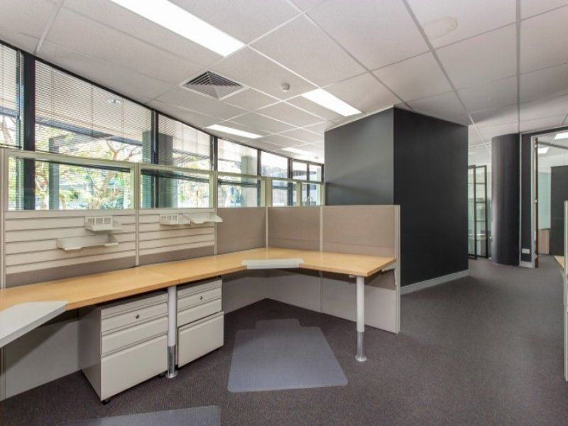 Fully Fitted 202sqm Office Suite