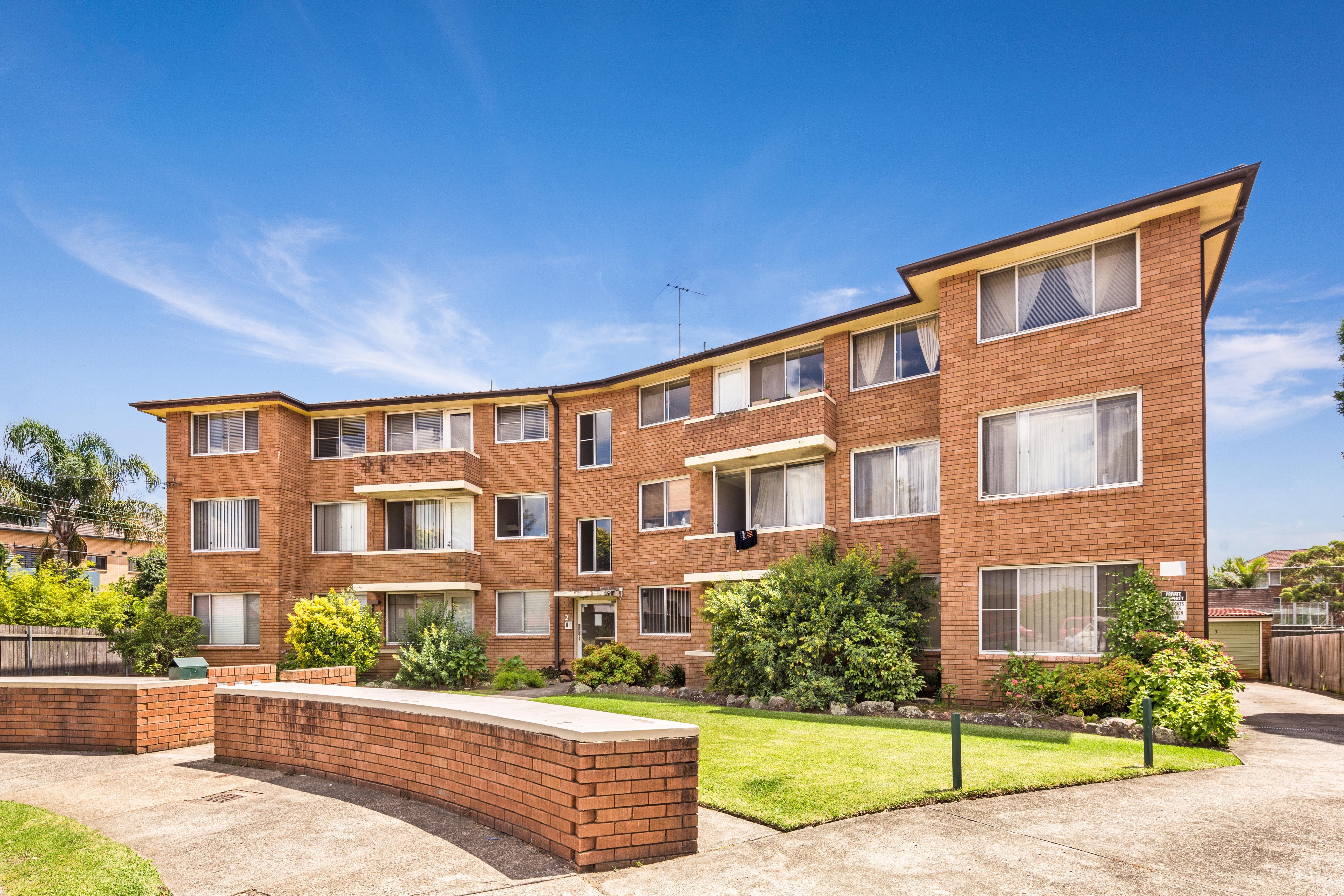 6/2 Mooney Street, Strathfield South NSW 2136
