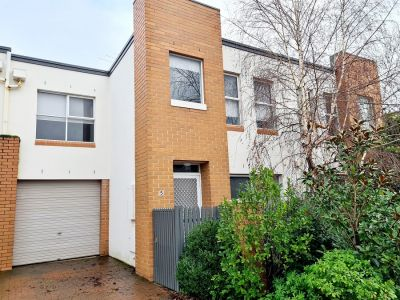 THREE BEDROOM TOWNHOUSE IN THE