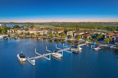 AFFORDABLE LIFESTYLE HOME WITH PRIVATE MARINA BERTH