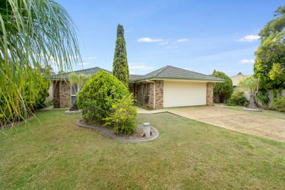 The perfect family home ready for immediate possession!