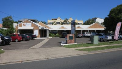 CENTRALLY LOCATED FITTED OUT OFFICES | MOOLOOLABA