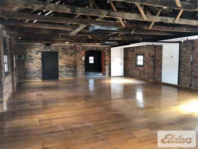 POLISHED FLOOR, EXPOSED CEILINGS, CREATIVE SPACE!!!