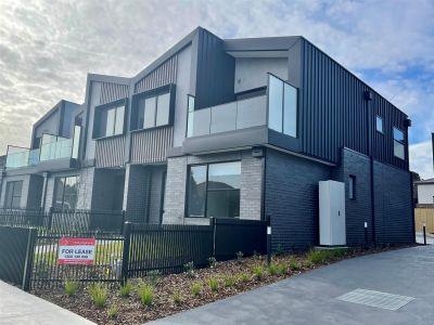 MASSIVE BRAND NEW TOWNHOUSE