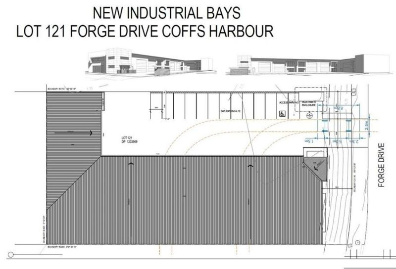 NEW!! Tilt Slab Industrial Strata Unit...