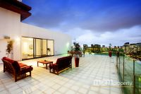 Massive Entertainers Penthouse with Spectacular Views and two huge entertainers terraces!