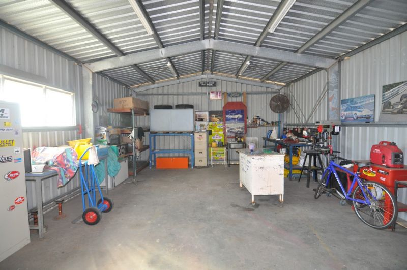 Multiple Work Shops and Offices
