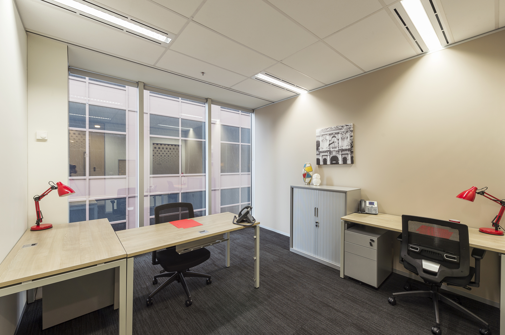 Searching for high quality and modern office space in the heart of the CBD? Call us today to book a tour!