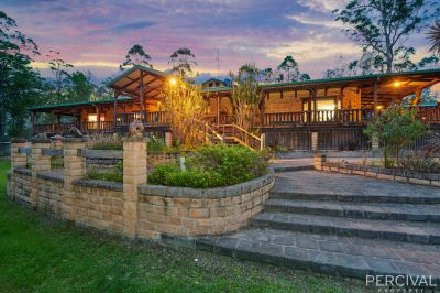Artisan Home with Tourism Potential  (18.5 Ha / 45.7 Acres)
