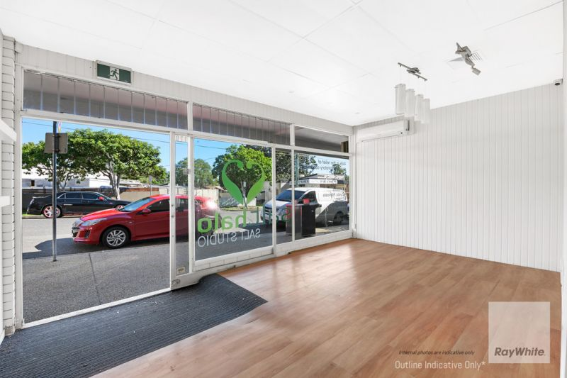Secure Retail Investment with Development Potential