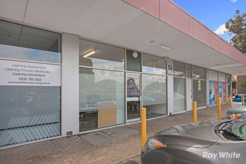 SHOP / OFFICE IN CENTRAL MOORABBIN