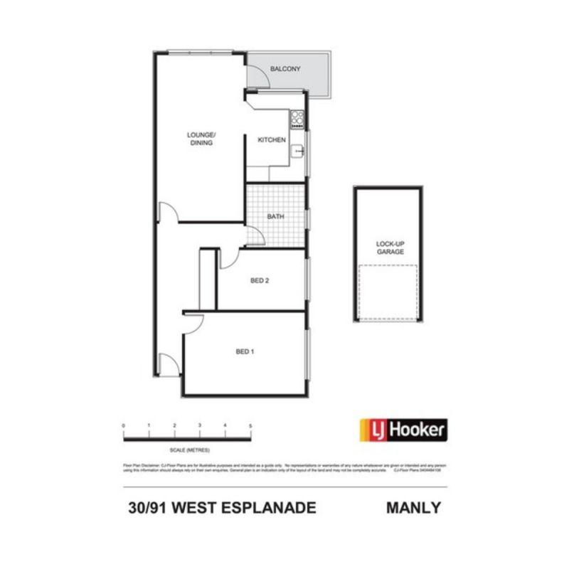 30/91 West Esplanade Manly 2095
