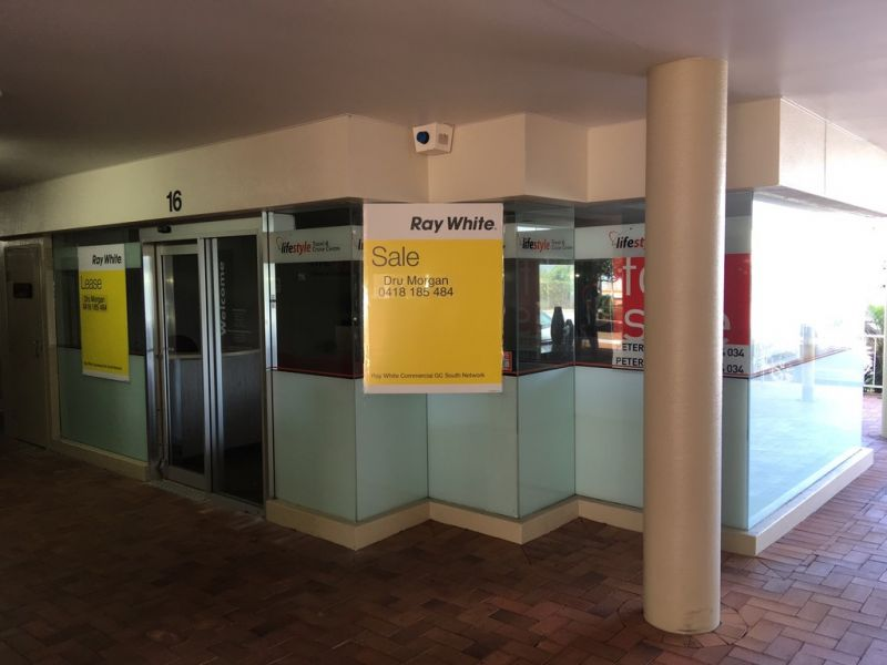 Central Ground Floor Coolangatta Office Space for Sale or Lease