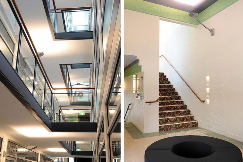Situated In The Beautifully Refurbished Valhalla Building!