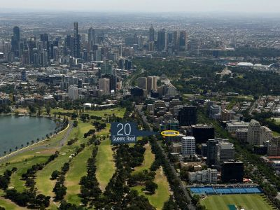 20 Queens Road, Melbourne