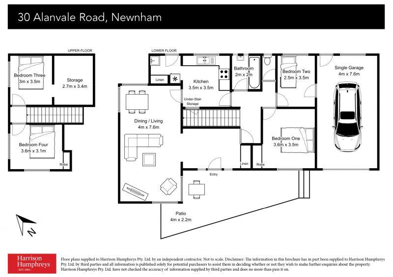 30 Alanvale Road Floorplan