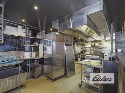 FULLY FITTED RESTAURANT - KING STREET PRECINCT!