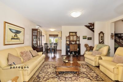 UNIQUE TOWNHOUSE IN SOUGHT AFTER LOCATION!
