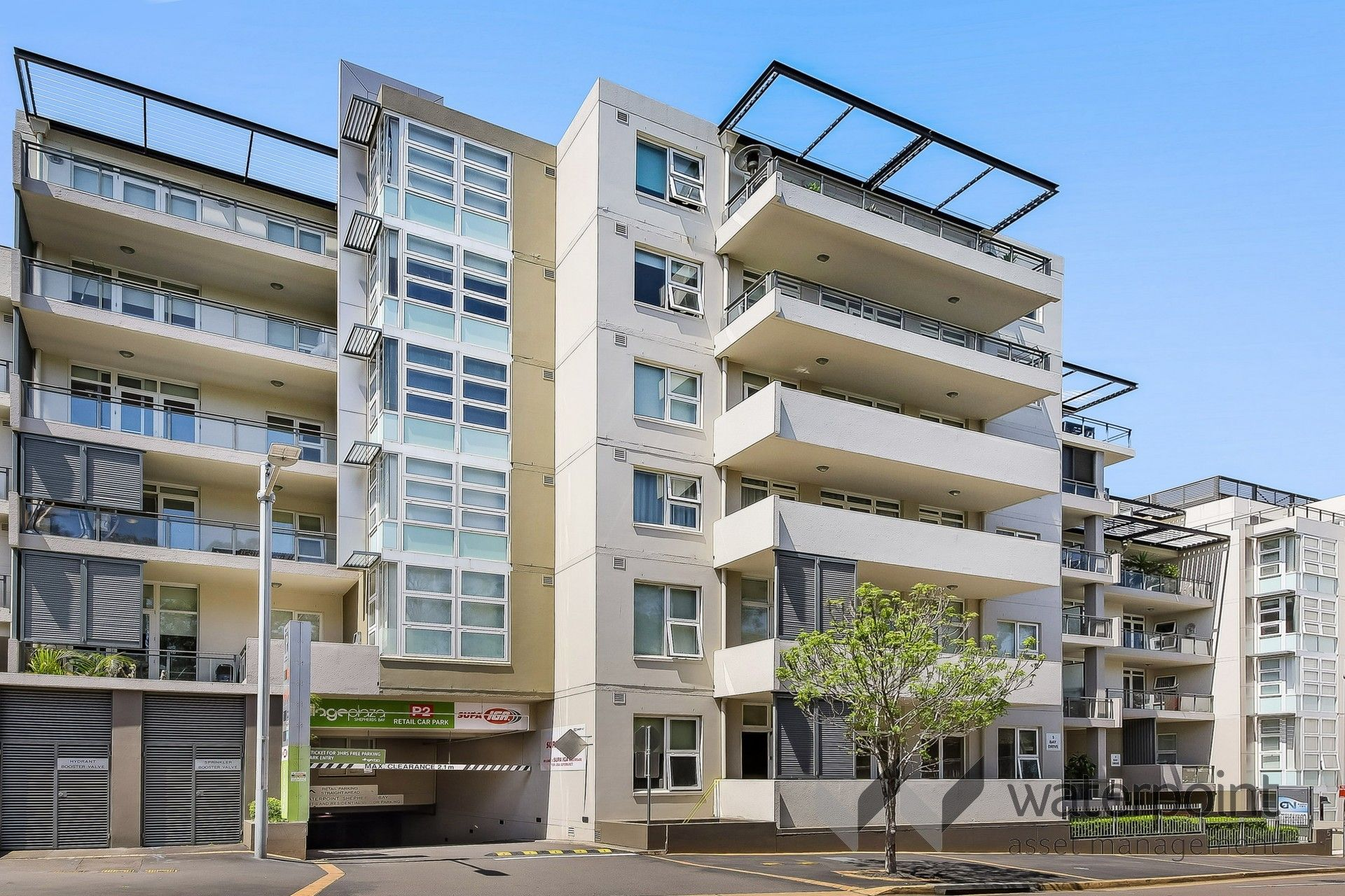 1A/5 Bay Drive, Meadowbank NSW 2114
