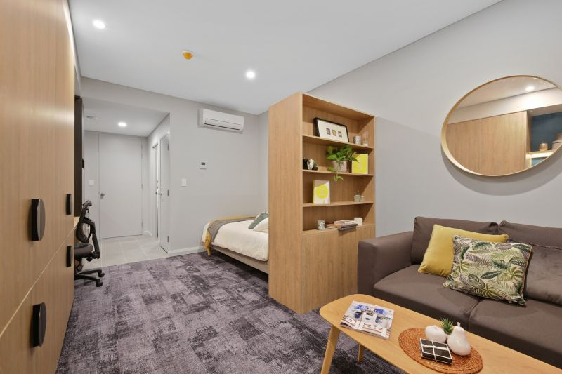 Boutique Student Accommodation In Brand New Development