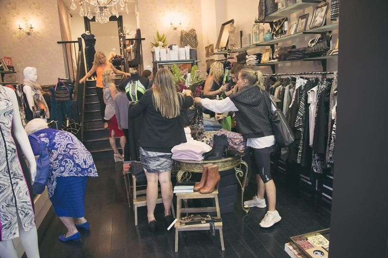 A Very Exciting Opportunity to own a busy and thriving Boutique
