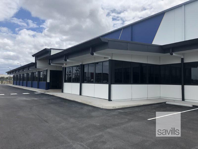 LEASED BY SAVILLS - Trade Coast HQ