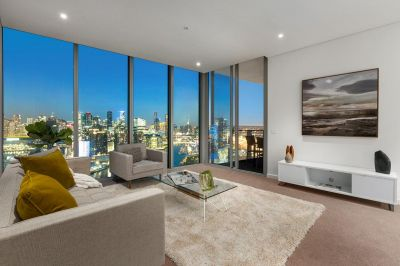 Brand New Penthouse on the City's Edge
