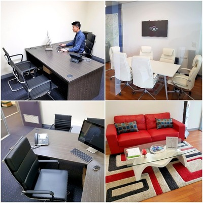 MODERN PRIVATE OFFICES FOR RENT