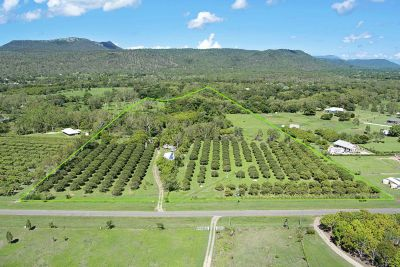 20 Acres with 170m of Creek Frontage