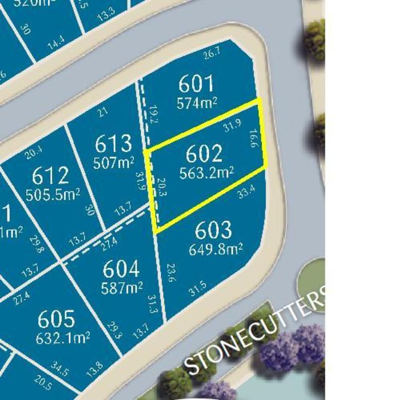 Colebee Lot 602 Stonecutters Stonecutters Ridge