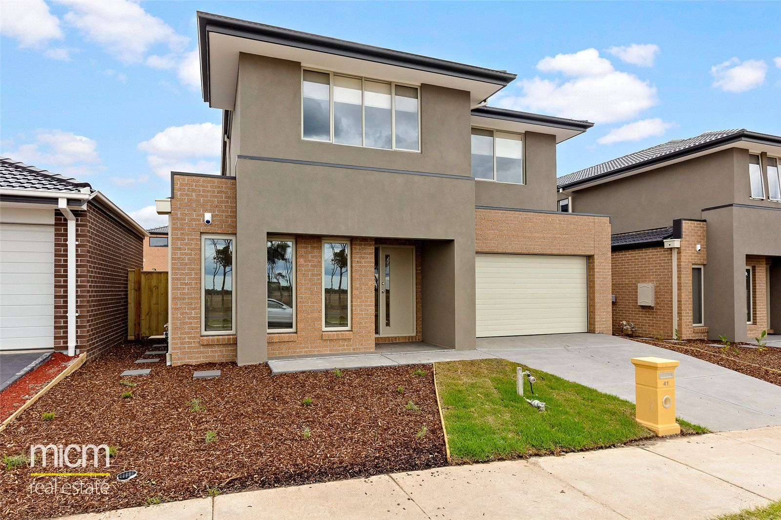Brand New Double Storey Four Bedroom Ready to Move In!