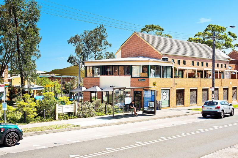 FULLY LEASED RETAIL INVESTMENT