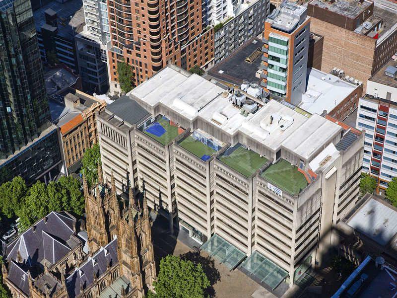 St Andrew's House, 464 Kent Street, Sydney