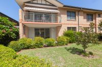 DEPOSIT TAKEN - Jarrah Unit - Picture perfect setting amidst level lawns and water feature