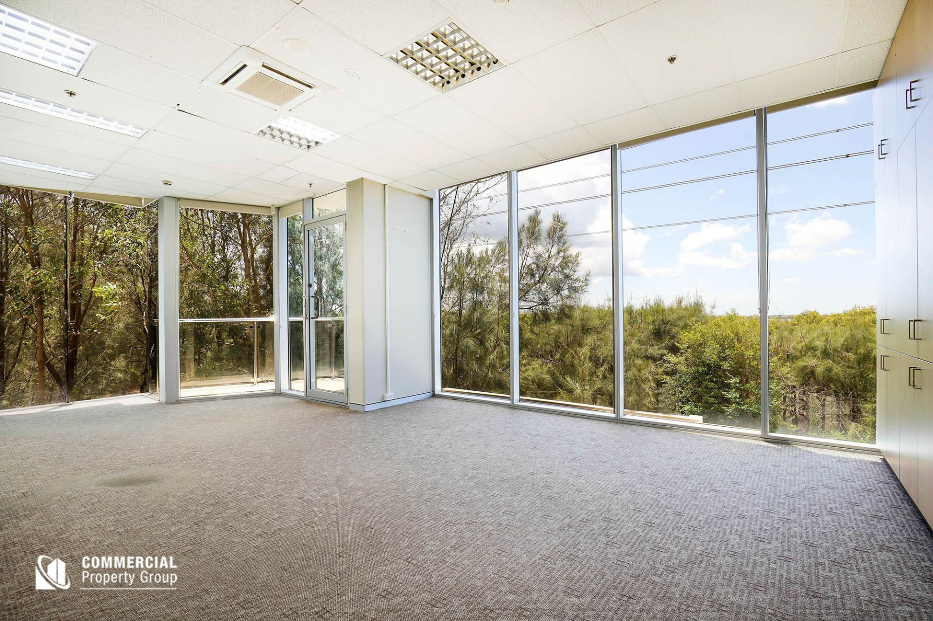 LEASED BY KYLE DEWEY - High Quality Office Space with A View