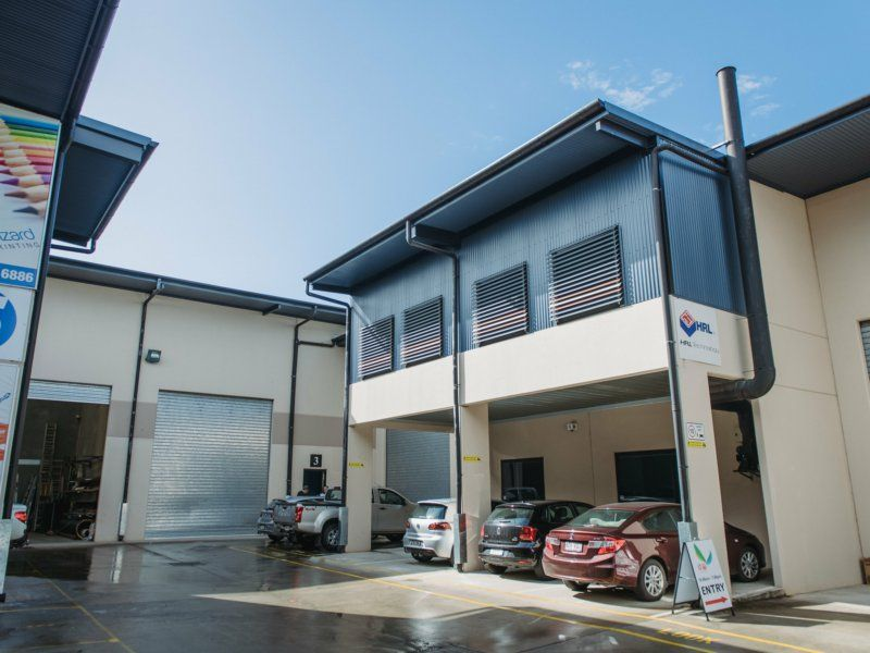 254sqm Quality Warehouse/Office. 4 Car Spaces