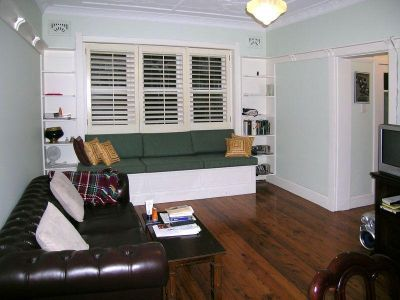 PERIOD FURNISHED TWO BEDROOM APARTMENT