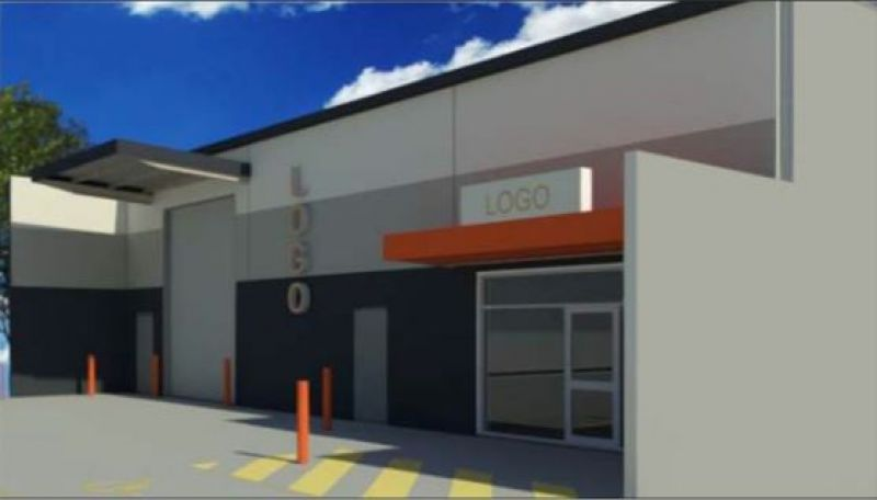 Showroom/Office/Warehouse located in the centre of Yarrabilba -  Neighbouring Multi National Tenants