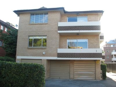 6/1 Homebush Road, Strathfield