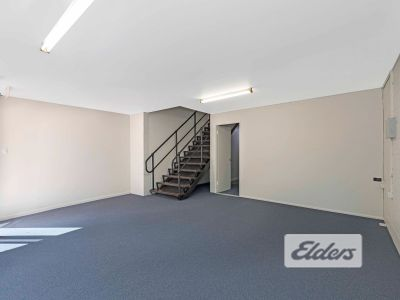 OFFICE/WAREHOUSE OPPORTUNITY IN WEST END: INVEST OR OWNER OCCUPY!!