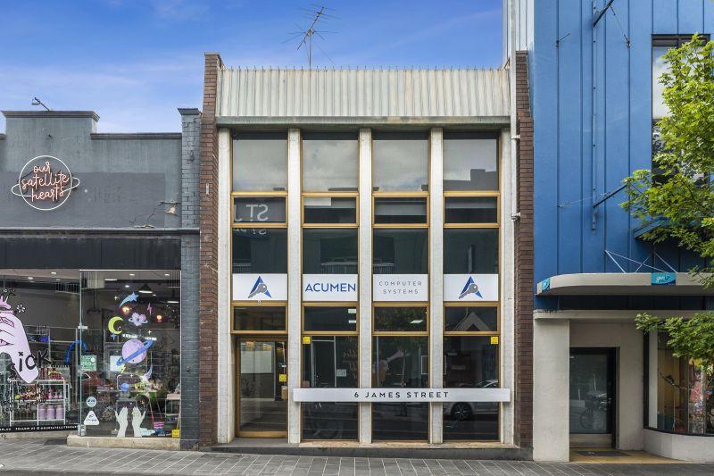Rear, 6 James Street Geelong
