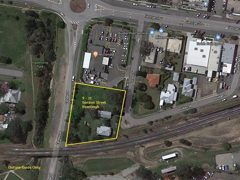 Development Site in Beenleigh Town Centre (2903sqm*)