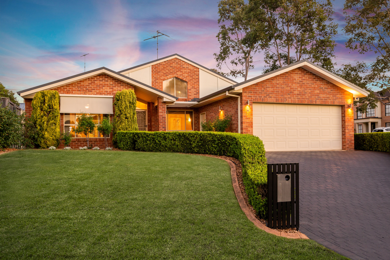 1 Strachan Court, Kellyville NSW 2155