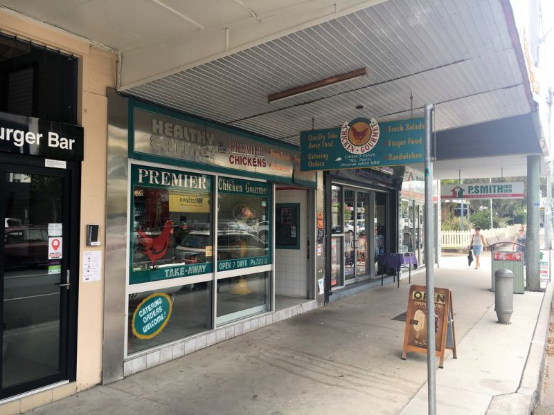Freestanding Tenanted Investment in CBD
