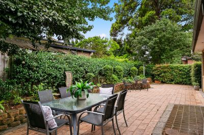 Rare single level villa home located in one of Burwood's finest addresses
