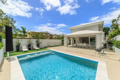 NEW HAMPTONS STYLED HOME IN ROYAL PINES